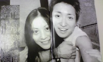 大野智と吉野公佳さん