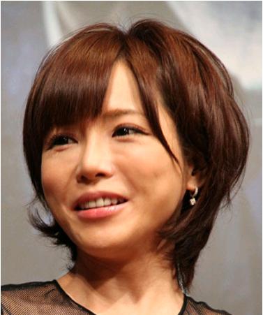 釈由美子が整形で顔面別人!劣化...