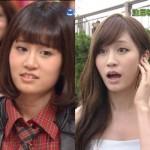 前田敦子整形でエラと鼻とアゴをいじるもなんか変!