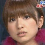 篠田麻里子は口の軽さと態度が原因で干され、クビ宣告!